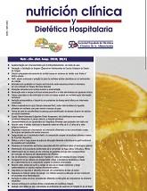 Revista Nutrición Clínica y Dietética Hospitalaria