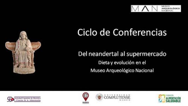 Este es el Programa del Ciclo de Conferencias 2018 – 2019 en el Museo Arqueológico Nacional con la colaboración de 'Encuentros Complutenses'