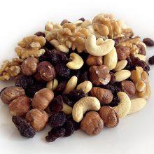 El ácido alfa-linolénico de los frutos secos se relaciona con un mejor pronóstico en el cáncer colorrectal por mecanismos epigenéticos