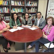 La AETCP firma un innovador acuerdo de investigación con la Fundación Alimentación Saludable y el grupo Epinut UCM
