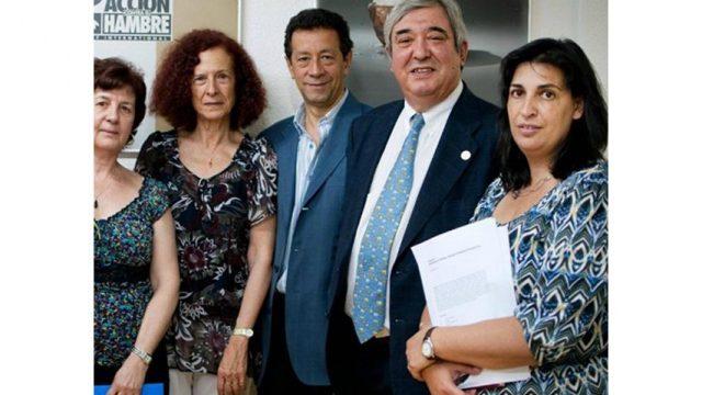 Firmado el Convenio entre SEDCA, su Fundación, el Grupo Epinut de la UCM y Acción contra el Hambre