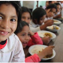 IV Seminario de cooperación y ayuda al desarrollo Trabajando juntos para el hambre cero