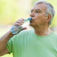 La deshidratación en la tercera edad es ahora un riesgo fácilmente detectable