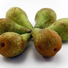 «Una manzana al día mantiene al médico alejado»… pero, ¿y la pera?