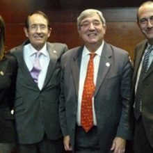 Conferencias magistrales del 25 aniversario de la SEDCA. Inauguración. Madrid