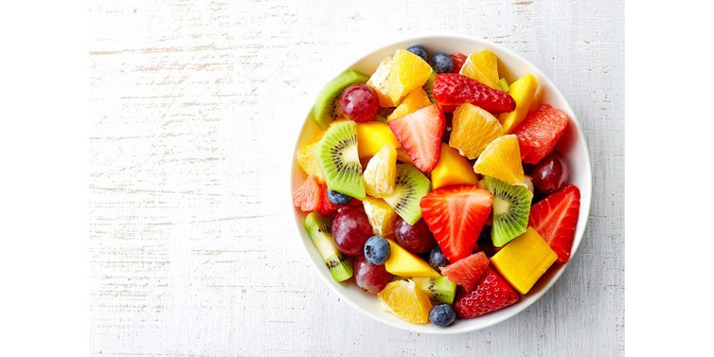 Contra la obesidad.. ¡Qué divertido es comer fruta!