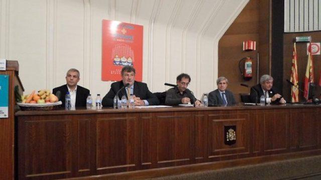 Jornadas de Nutrición SEDCA en Zaragoza