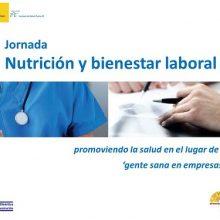Jornada Nutrición y bienestar laboral