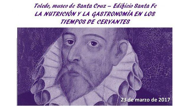 Gran éxito de esta obra de revalorización de la Dieta Mediterránea a través de la época de Cervantes…