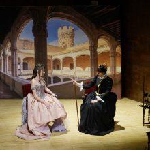 Espectáculo cultural de nuestra Fundación en el Teatro Bellas Artes de Madrid.