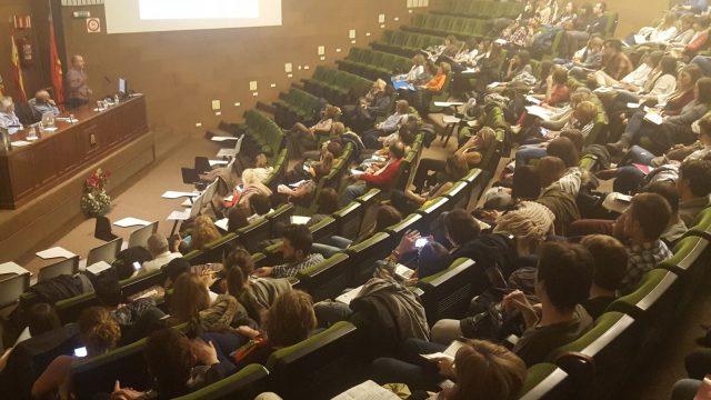 Se celebró la VIII Jornada Aragonesa de Nutrición – HUMS
