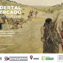 Conferencias en el Museo Arqueológico 'Del neandertal al supermercado'