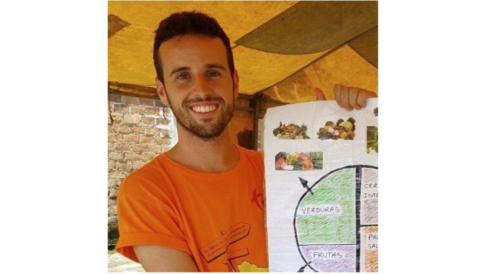 Alberto, un nutricionista español en Ecuador: crónica de un proyecto de cooperación