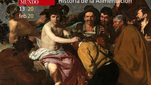 I Congreso de Historia de la Alimentación.