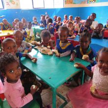 PROYECTO DE SALUD NUTRICIONAL, MIZANTEFERI, ETIOPIA.  Julio 2019
