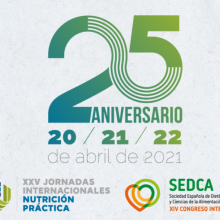 XXV Jornadas Internacionales de Nutrición Práctica y XIV Congreso Internacional