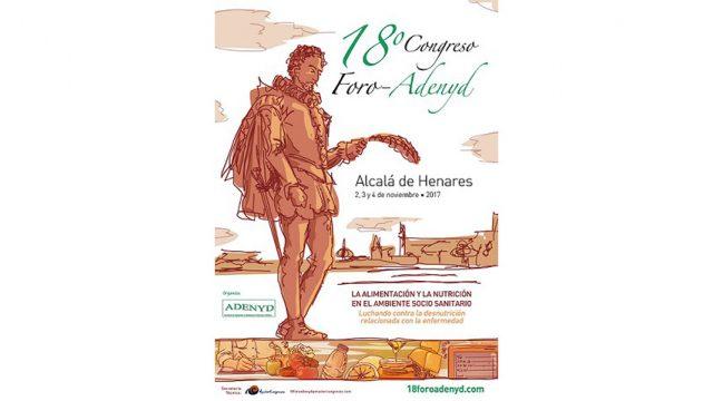 En Alcalá de Henares, XVIII CONGRESO-FORO ADENYD