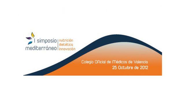 I Simposio Mediterráneo «Nutrición, dietética e innovación»