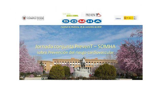 Jornada conjunta PrevenT – SOMHA