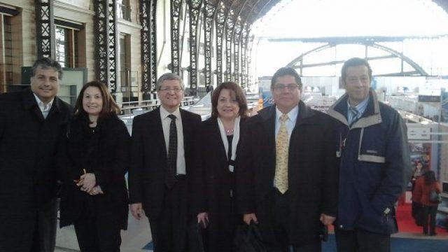 La SEDCA y su Fundación en Chile en el 5º Salón Internacional de la Educación
