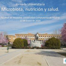 Jornadas Universitarias 'Microbiota, nutrición y salud'