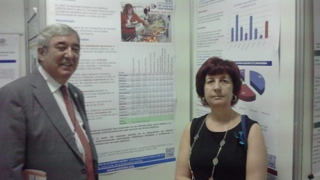 La SEDCA en el XVI Congreso Latinoamericano de Nutrición
