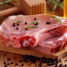 El valor nutritivo de la carne de cerdo.