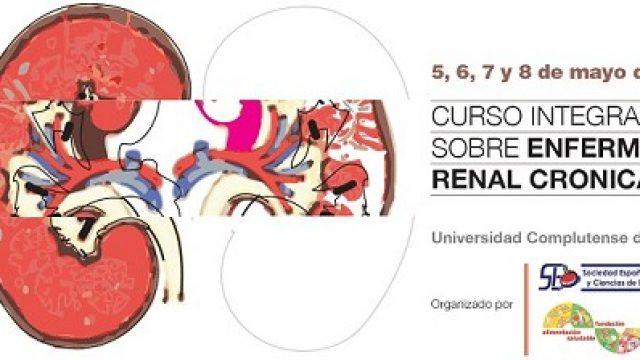 """Curso Integral sobre """"Enfermedad renal crónica"""""""